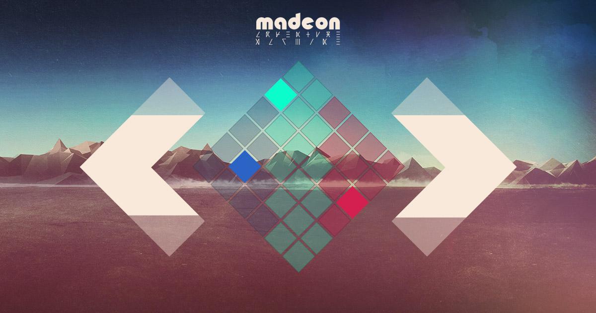 madeon s adventure machine